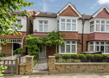 Thumbnail 5 bed semi-detached house for sale in Cliveden Road, Wimbledon