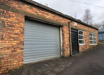 Thumbnail Light industrial to let in 185A King Street, Fenton, Stoke-On-Trent, Staffordshire