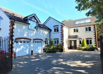 Thumbnail 4 bed detached house for sale in The Links, Peel, Isle Of Man
