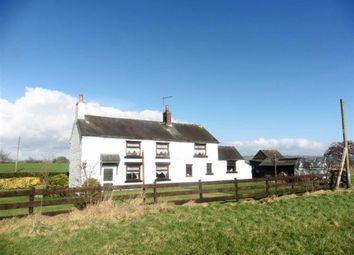 Thumbnail 3 bed farm for sale in Harvey's Lane, Kingsley Moor, Stoke On Trent, Staffordshire