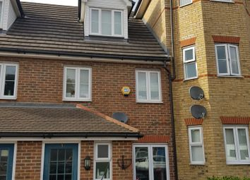 Thumbnail 3 bed terraced house to rent in Paignton Close, Romford