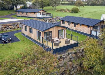 Thumbnail 2 bed detached house for sale in Burleigh Luxury Lodge, Noble Court Holiday Park, Redstone Road, Narberth