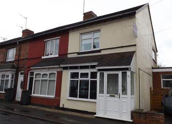 Thumbnail 2 bed end terrace house for sale in Mercer Avenue, Water Orton, Birmingham, Warwicksire