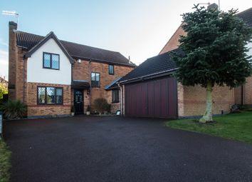 4 bed detached house for sale in Fox Road, Castle Donington, Derby DE74