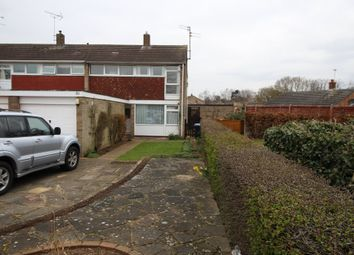 Thumbnail 3 bed end terrace house to rent in Herns Lane, Welwyn Garden City