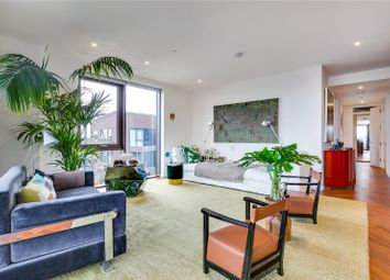 Thumbnail 3 bed flat for sale in Embassy Gardens, New Union Square, Nine Elms, London