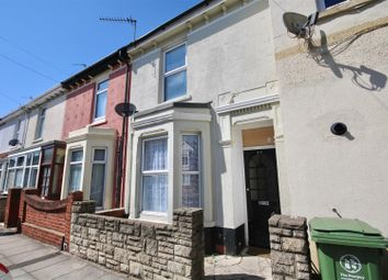 Thumbnail 3 bed terraced house for sale in Pretoria Road, Southsea