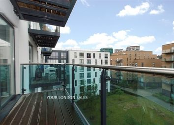 Thumbnail 1 bed flat for sale in Baquba Building, Conington Street, Silkworks, Lewisham