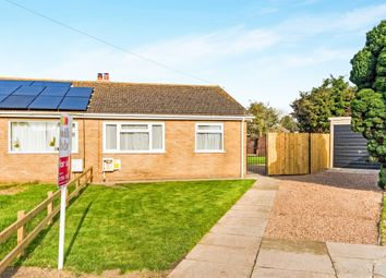 Thumbnail 2 bedroom semi-detached bungalow for sale in Laura Court, Ingoldmells, Skegness