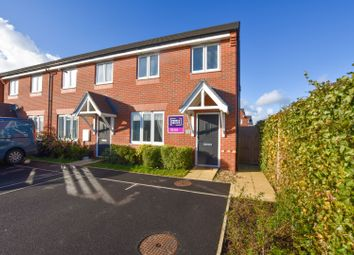 3 bed end terrace house for sale in Centenary Close, Broughton, Chester CH4