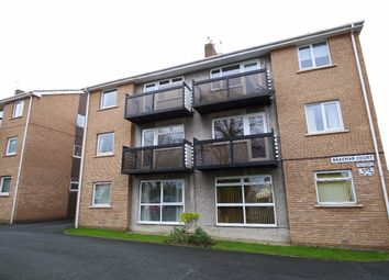 Thumbnail 2 bed flat for sale in Braemar Court, Morecambe