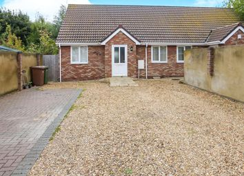Thumbnail 3 bed bungalow for sale in Norwood Road, March