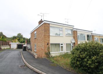Thumbnail 2 bed flat for sale in Lodge Close, Mancetter, Atherstone