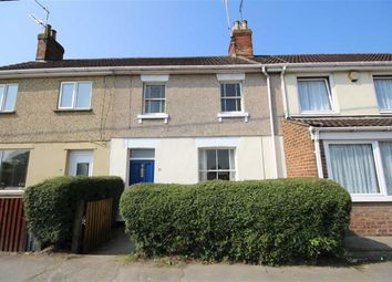 Thumbnail 2 bedroom terraced house for sale in Wharf Road, Wroughton, Swindon