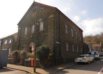 Thumbnail Property for sale in Jerusalem Welsh Methodist Chapel, Ynysybwl, Pontypridd
