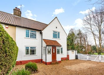 Thumbnail 3 bed semi-detached house for sale in Beechwood Villas, Redhill, Surrey