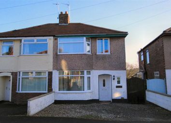 Thumbnail 3 bed semi-detached house for sale in Pen Y Maes Garden, Holywell, Flintshire