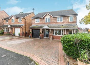 Thumbnail 4 bed detached house for sale in Vimiera Close, Norton, Worcester, Worcestershire