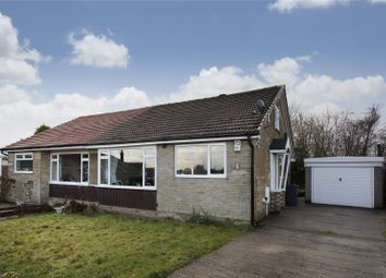Thumbnail 2 bed semi-detached bungalow for sale in Sunny Bank Parade, Mirfield, West Yorkshire