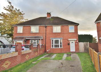 Thumbnail 3 bed semi-detached house for sale in Cross Way, Havant