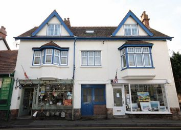 Thumbnail 2 bedroom flat for sale in High Street, Porlock, Minehead