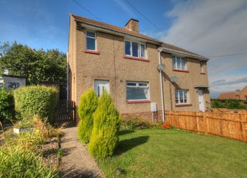 Thumbnail 2 bed semi-detached house to rent in Moorland Crescent, Castleside, Consett