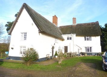 Thumbnail 5 bedroom detached house to rent in Fen Street, Redgrave, Diss