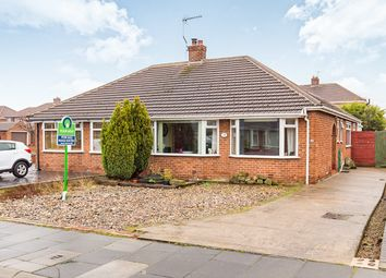 Thumbnail 2 bed bungalow for sale in Aylton Drive, Middlesbrough