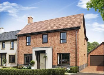 Thumbnail 5 bedroom detached house for sale in Ermin Street, Blunsdon, Swindon