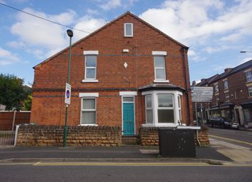 Thumbnail 3 bed semi-detached house to rent in Woodville Road, Sherwood, Nottingham