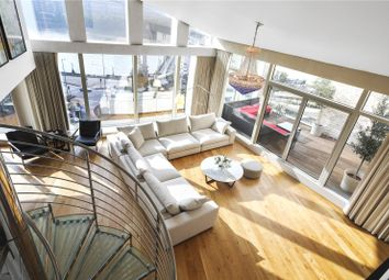 Thumbnail 4 bed flat for sale in Parliament View Apartments, 1 Albert Embankment, London