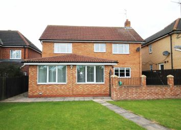 Thumbnail 4 bedroom detached house for sale in Abbots Green, Willington, Crook
