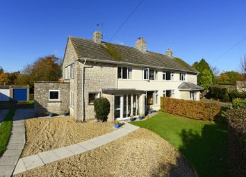 Thumbnail 4 bed semi-detached house for sale in Came View Close, Dorchester