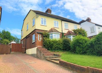 Thumbnail 3 bed semi-detached house to rent in Warren Road, Banstead
