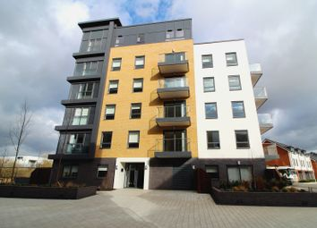 Thumbnail 1 bed flat to rent in Harlequin House, Padworth Avenue, Reading