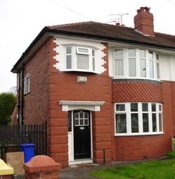 Thumbnail 4 bed semi-detached house to rent in Whitebrook Road, Fallowfield, Manchester