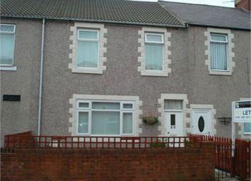 Thumbnail 3 bed terraced house to rent in Beatrice Street, Ashington, 9Bl, Northumberland