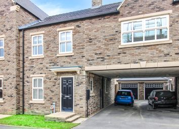 Thumbnail 3 bed mews house for sale in Dyehouse Walk, Leeds