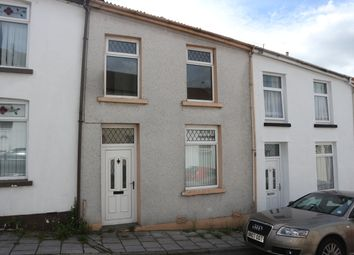 Thumbnail 3 bed terraced house for sale in Saxon Street, Merthyr Tydfil