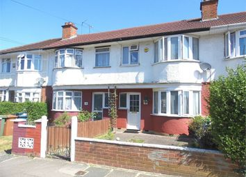 Thumbnail 3 bed terraced house to rent in Warden Avenue, Harrow, Middlesex