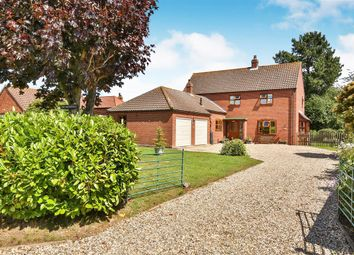 Thumbnail 4 bed detached house for sale in Whissonsett Road, Colkirk, Fakenham