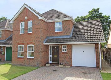 Thumbnail 4 bed detached house for sale in Wetherby Gardens, Totton, Southampton