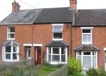 Thumbnail 2 bed terraced house to rent in Old Winton Road, Andover