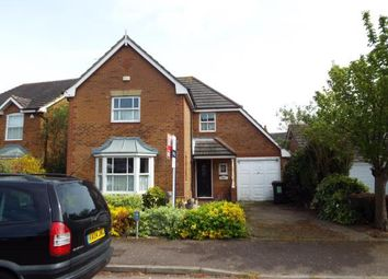 Thumbnail 4 bed detached house for sale in Gatehill Gardens, Luton, Bedfordshire