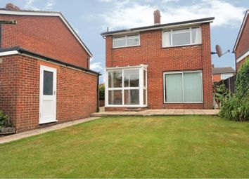 Thumbnail 3 bed detached house for sale in Herriott Close, Waterlooville