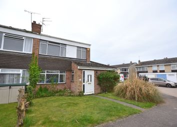 Thumbnail 3 bed semi-detached house to rent in Petworth Close, Wivenhoe, Colchester