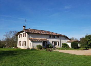 Thumbnail 4 bed detached house for sale in Bourgogne, Saône-Et-Loire, Macon