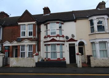 Thumbnail 1 bed flat to rent in Rainham Road, Gillingham, Kent