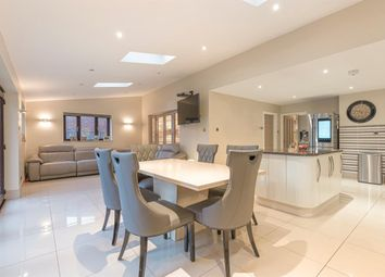Thumbnail 5 bed detached house for sale in Wagtail Close, Worsley, Manchester