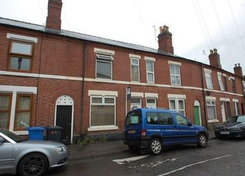 Thumbnail 4 bed terraced house for sale in Markeaton Street, Derby